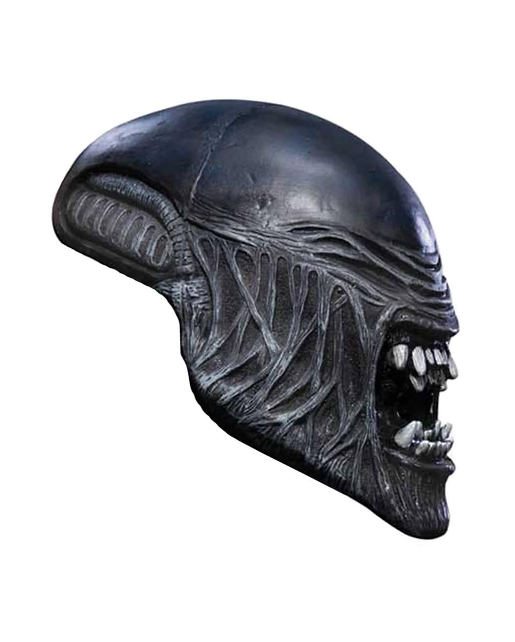 Alien Mask Vinyl Small | Buy Alien Science Fiction Mask | horror ...