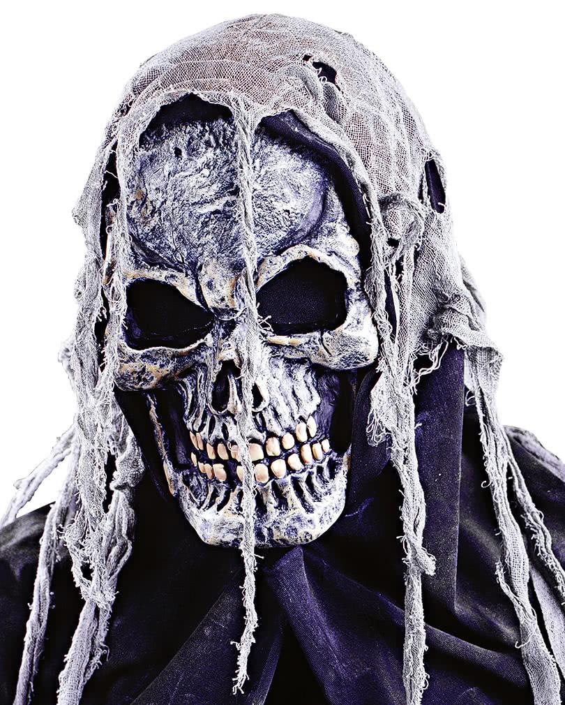 Crypt Creatures Skull Mask | Halloween skull mask | horror-shop.com