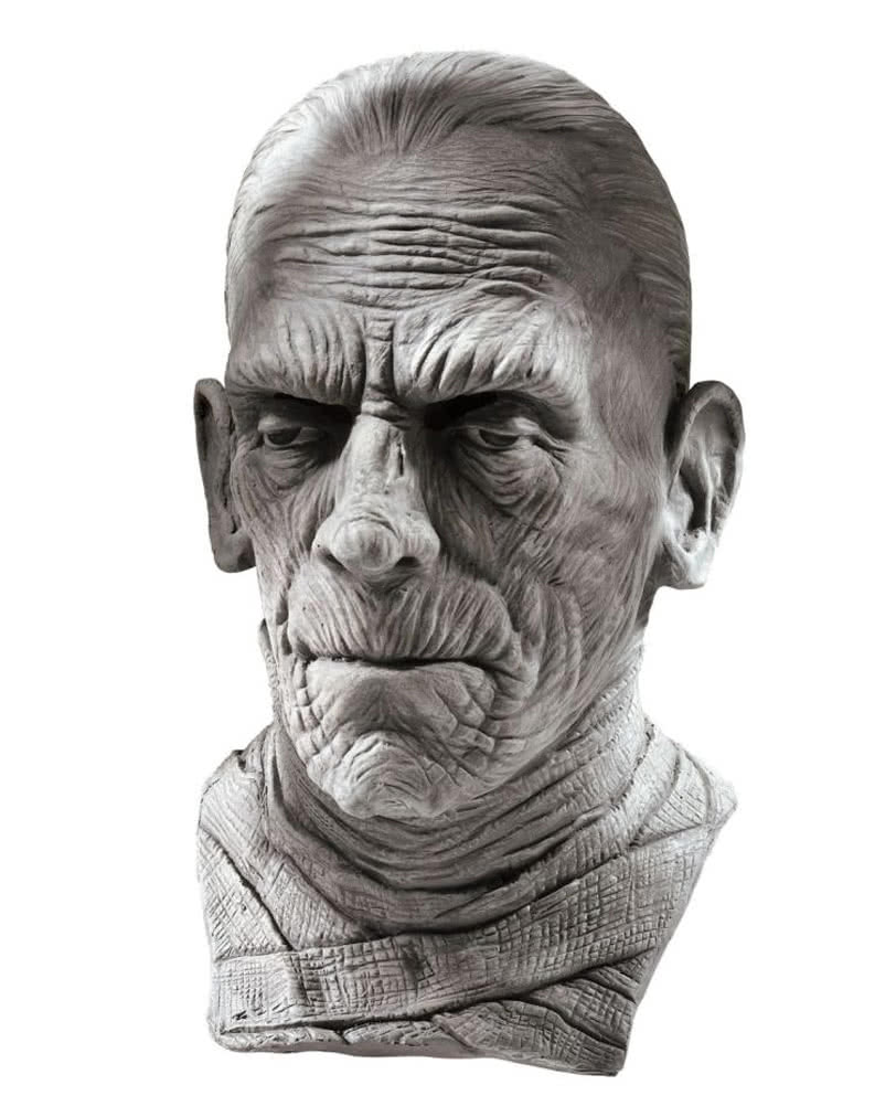"Hallowen mask ""The Mummy"" - Boris Karloff mask 