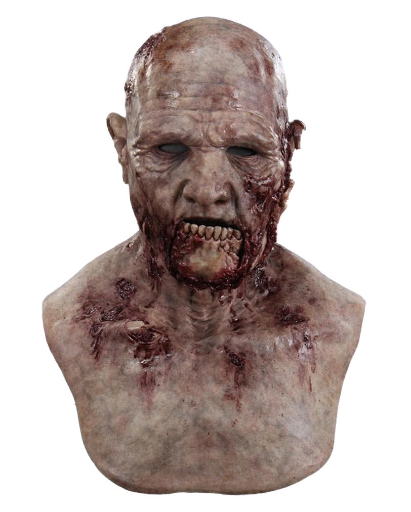 Jaw Break Zombie Silicone Mask Buy Horror Masks | horror-shop.com