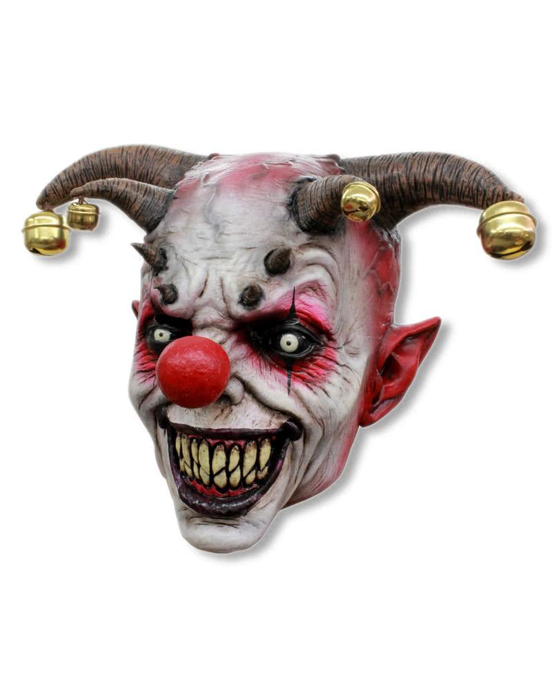 Jingle Jangle Horror Clown Mask Creepy clown masks | horror-shop.com