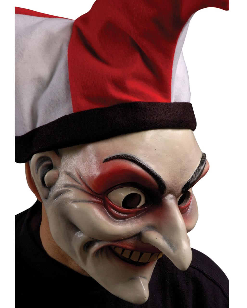 Joker killerclown mask For Halloween | horror-shop.com