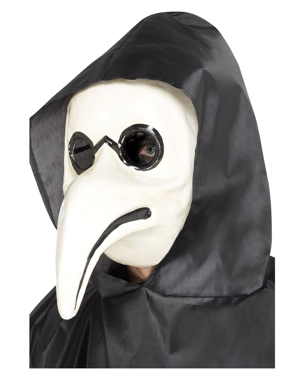 Pest Doctor's Beak Mask For Halloween   horror-shop.com