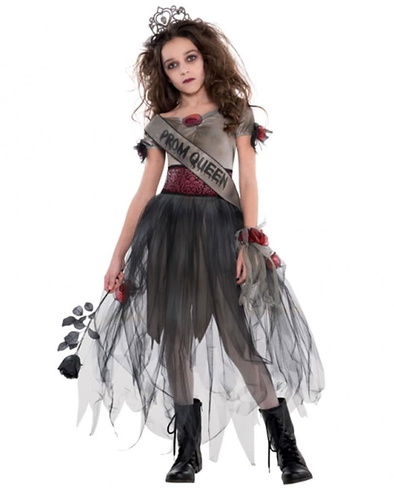 Zombie Queen Costume | Zombie Prom Queen Costume | horror-shop.com