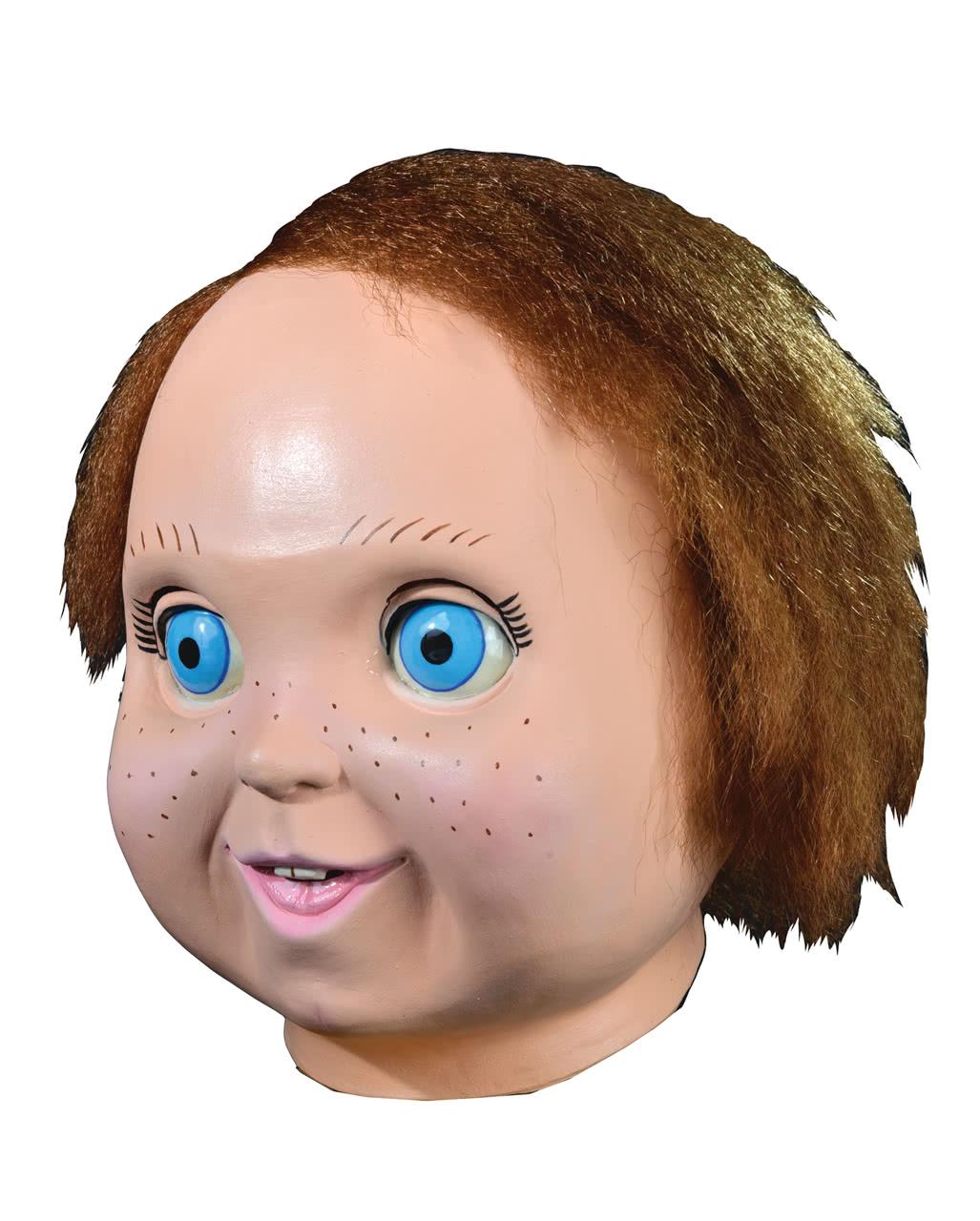 Chucky Mask Childs Play 2 Good Guys killer doll | horror-shop.com