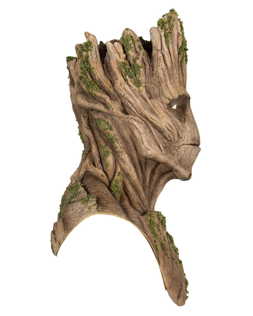 Groot silicone mask Guardians of the Galaxy mask | horror-shop.com