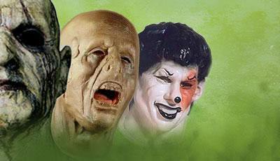 Foam Latex Masks