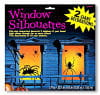 Window film monster spider 2Pcs