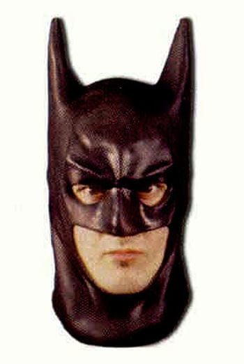 Superheld Schaumlatex Maske