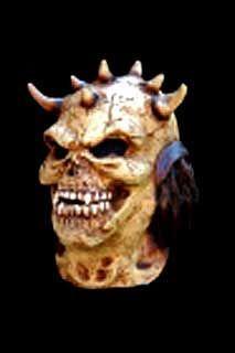 Horn Skull Mask