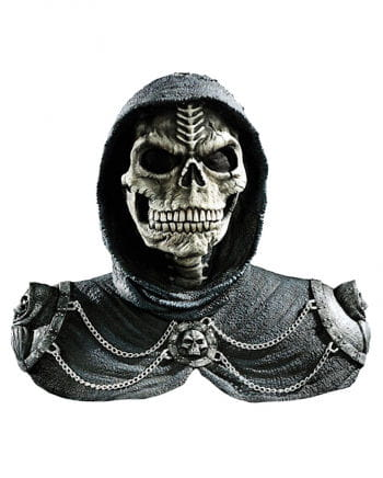 Dark Reaper mask with shoulder pads