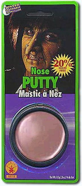 Nasenwachs Make Up Effekt