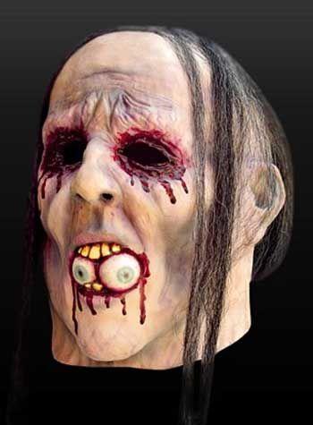Zombie Maske Louie Ojitos