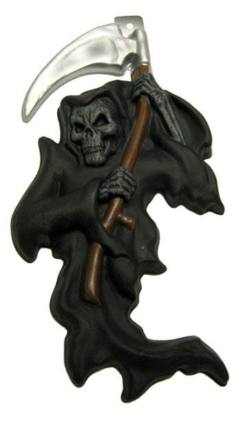 Grim Reaper Wall Decoration