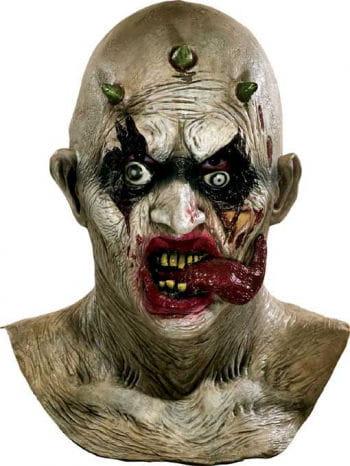 Clown Zombie Maske