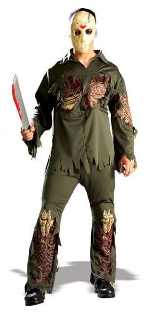Jason 3D Deluxe Kostüm