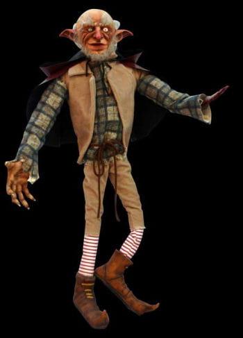 Rumpelstiltskin Puppet