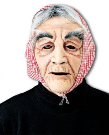 Alte Oma Maske Agathe