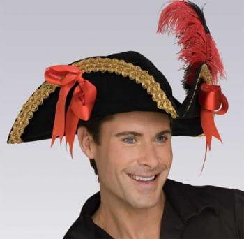 Piraten Hut mit Schleifen