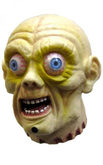 Schüttel Zombie Kopf Glubschauge