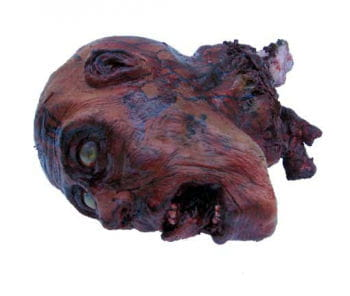 Zombie Skull realistic