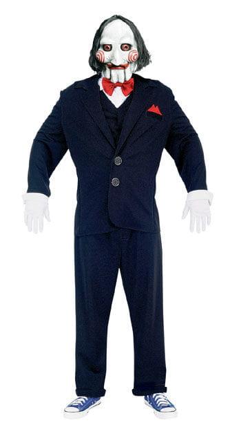 SAW Jigsaw Puppet Costume Small