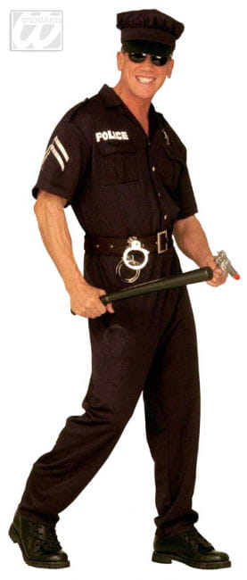 Police Uniform L