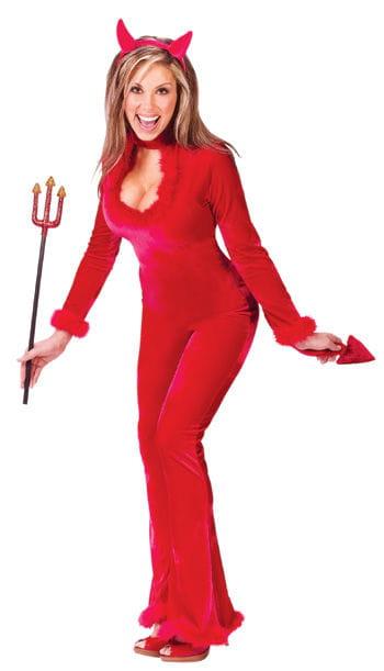 Sexy Devil Costume Size S / M