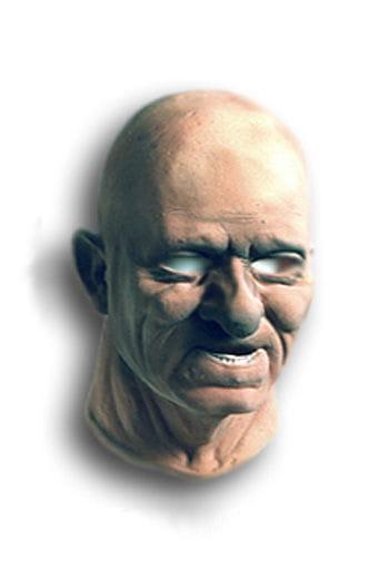 Edgar mask made of foam latex