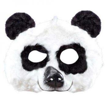 Panda Mask Plush