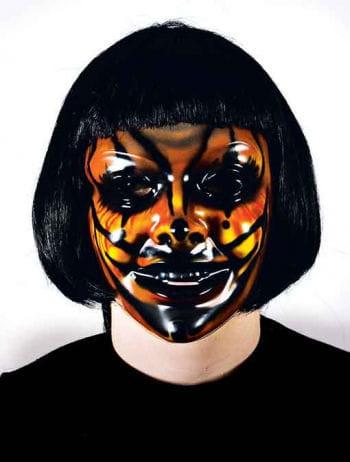 Explosiv Clown PVC Maske