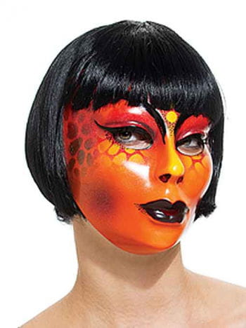 Dragon Priestess PVC Face Mask