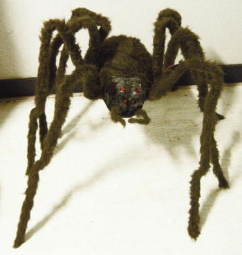 Giant Monster Spider with LED Eyes