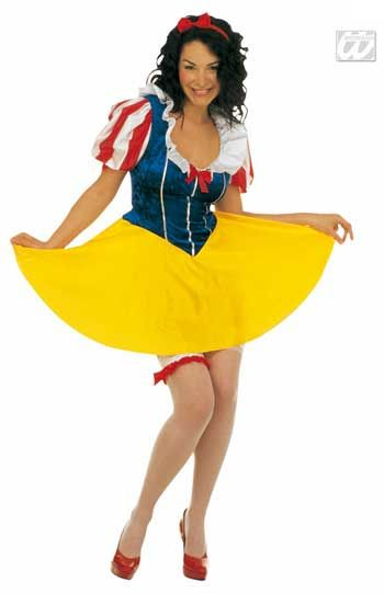 Sexy Snow White Costume. XL