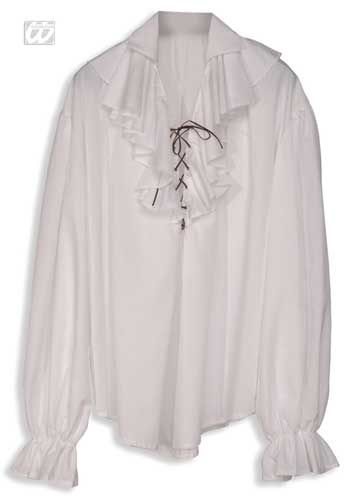 Renaissance Pirate Shirt XL / XXL