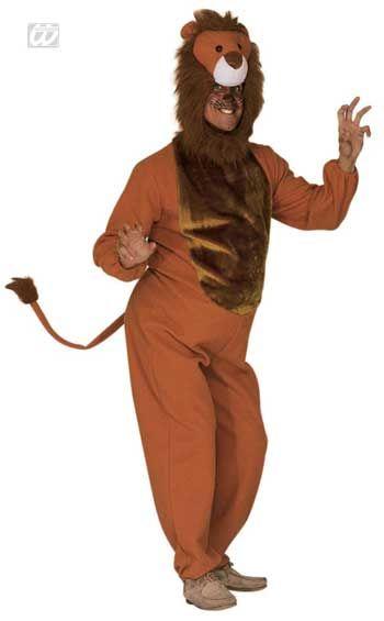 König der Löwen Kostüm Gr. M