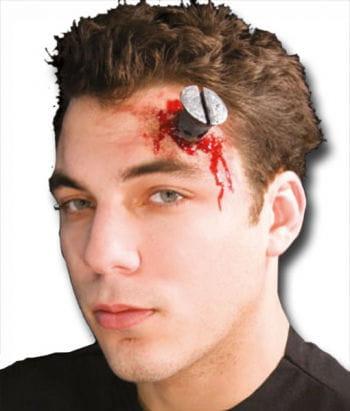 Screw Locker wound