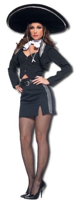 Senorita Chica Premium Kostüm Gr. S