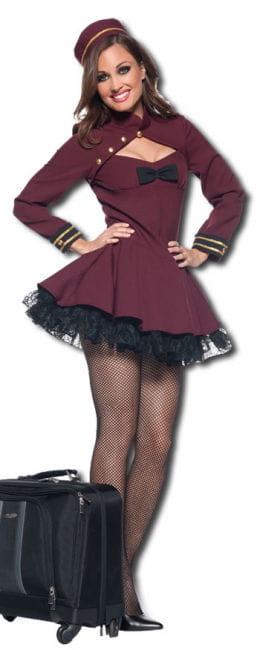 Saucy Bellhop Premium Costume L
