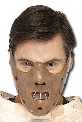 Hannibal Lecter Restraint Mask DLX