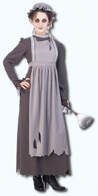 Elsa the Ghost Maid Costume Medium