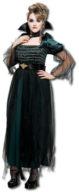 Queen of the Vampires Costume Size XL