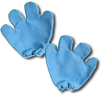Schlumpf Handschuhe