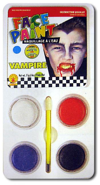 Vampire Aqua Make Up Make Up