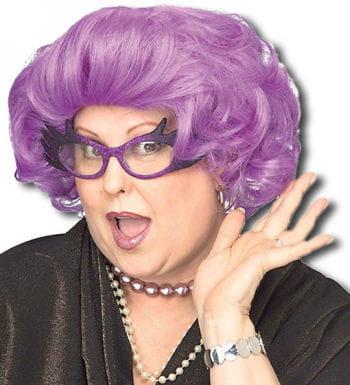 Dame Edna wig