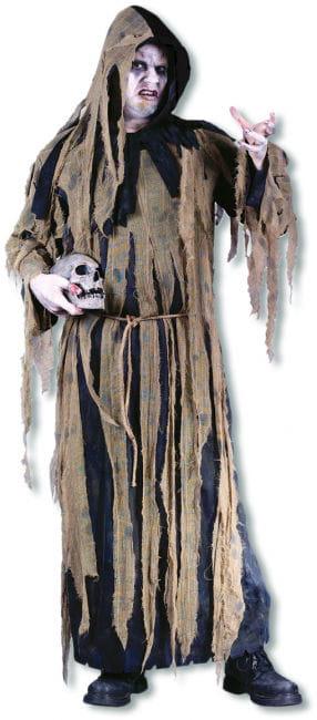 Zombie Nightmare Kostüm XL