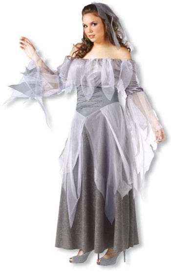 Ghost Woman costume XL