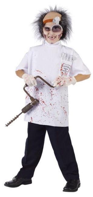 Dr. Killer Driller Kinderkostüm M