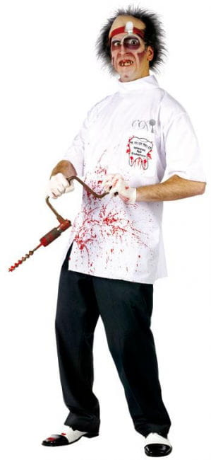 Dr. Killer Driller Costume