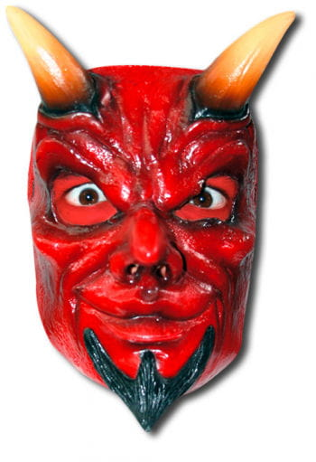 Roter Teufel Byleth Maske